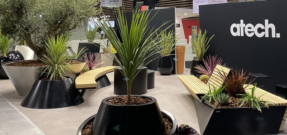Atech :aménagement paysager et de la végétalisation des entreprises
