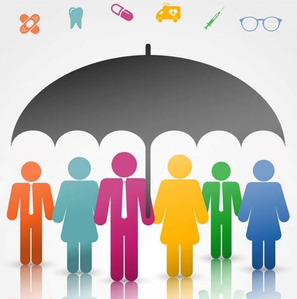 Protection Sociale : Fonction de répartition